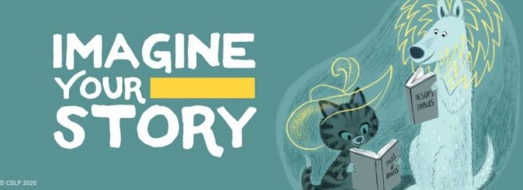 Imagine Your Story logo