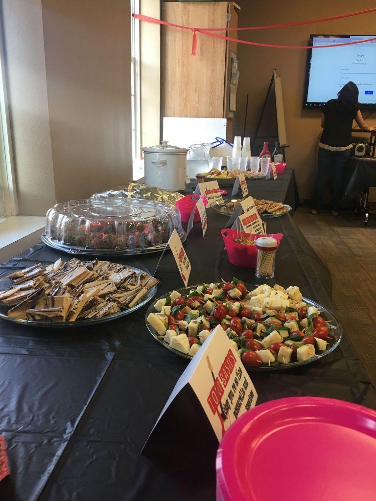 event snacks