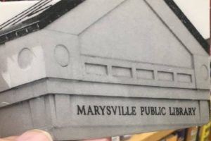 marysville public library card